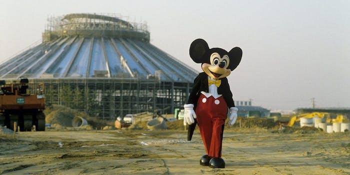 Disney Plus Imagineering Story review