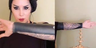 kat_von_d_arm_tattoo
