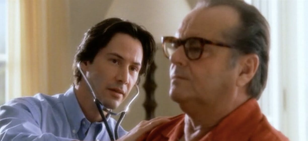 keanu reeves movies netflix somthing's gotta give