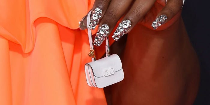 Lizzo's tiny purse