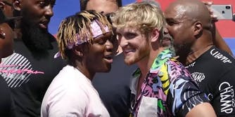 Logan Paul vs KSI live stream DAZN