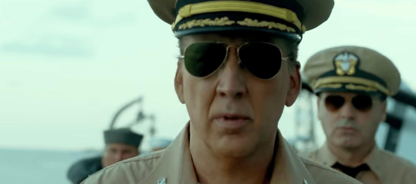 nicolas cage movies netflix uss indianapolis men of courage