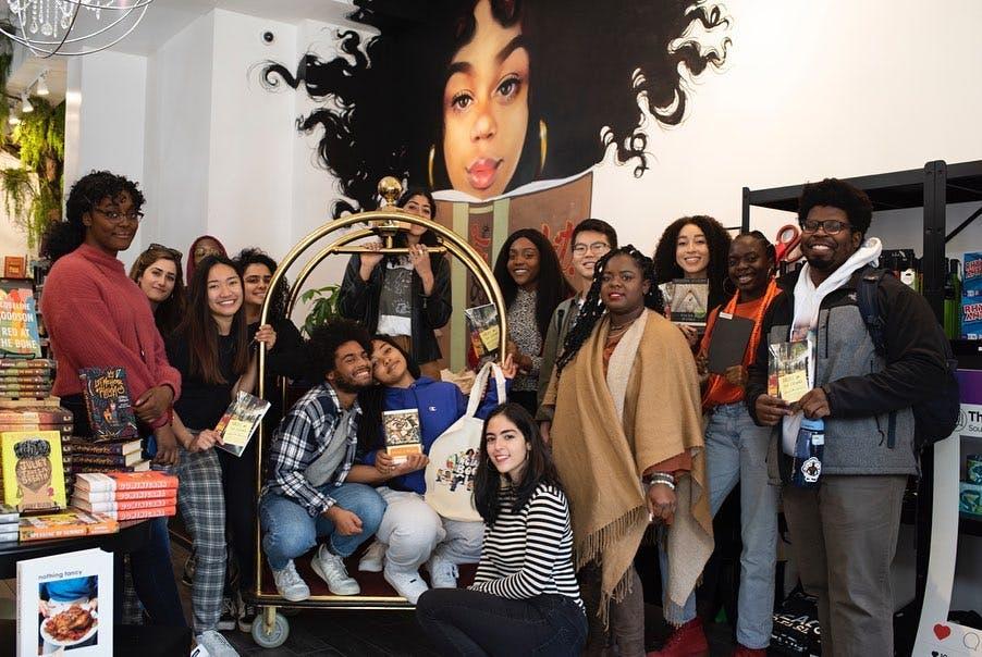 no name book club black media 2019