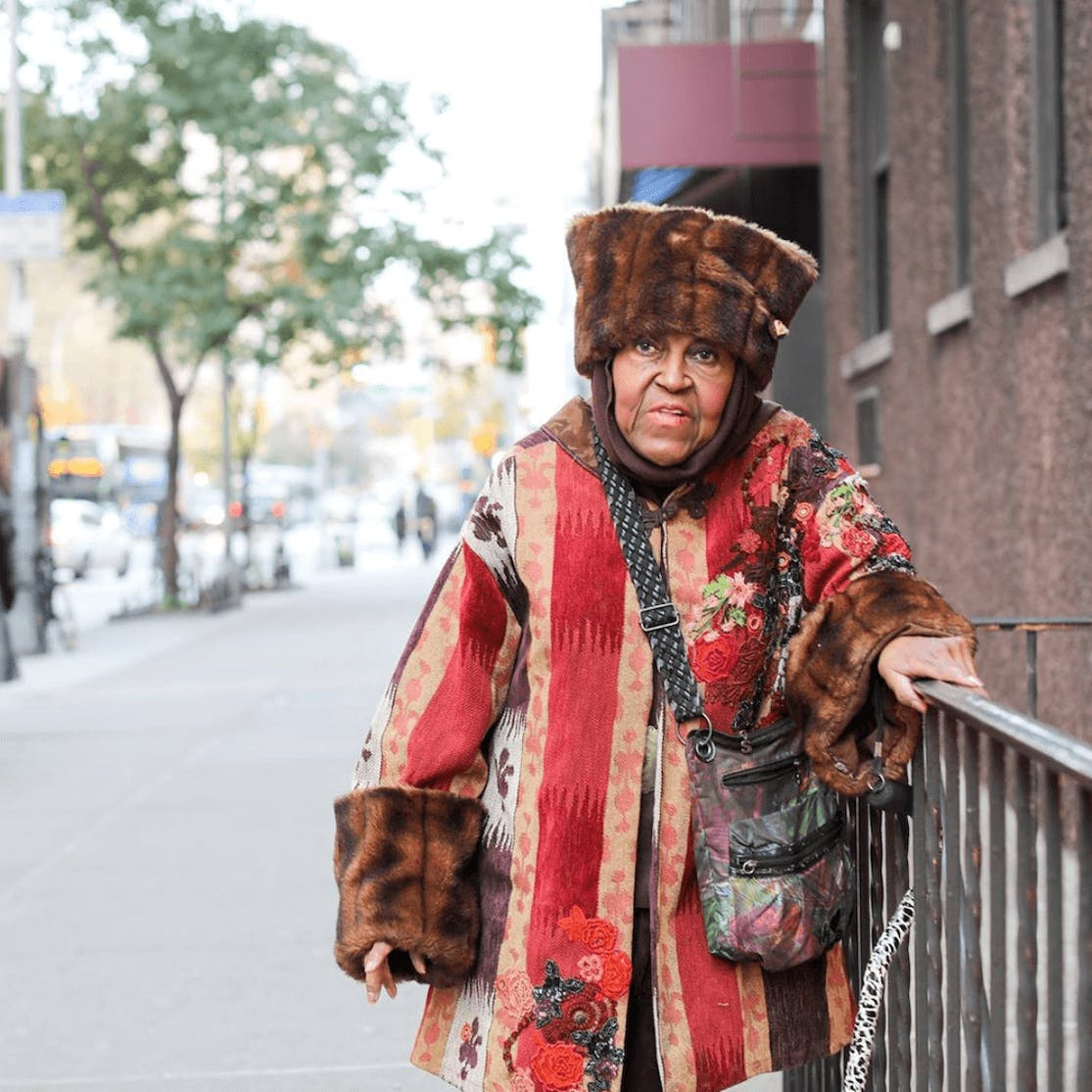humans of new york lady tanqueray