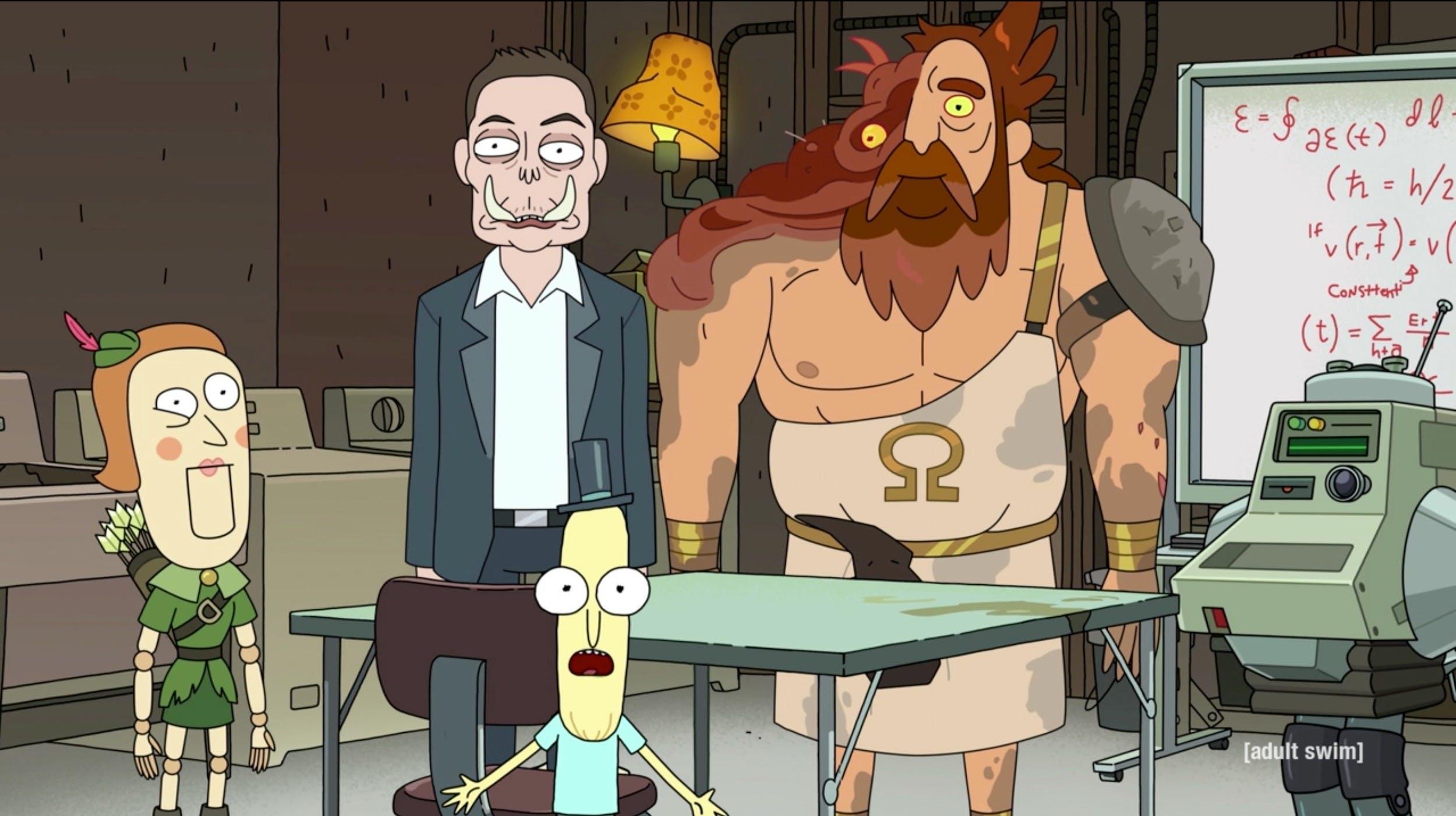 rick and morty season 4 episode 3 recap