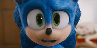 sonic redesign