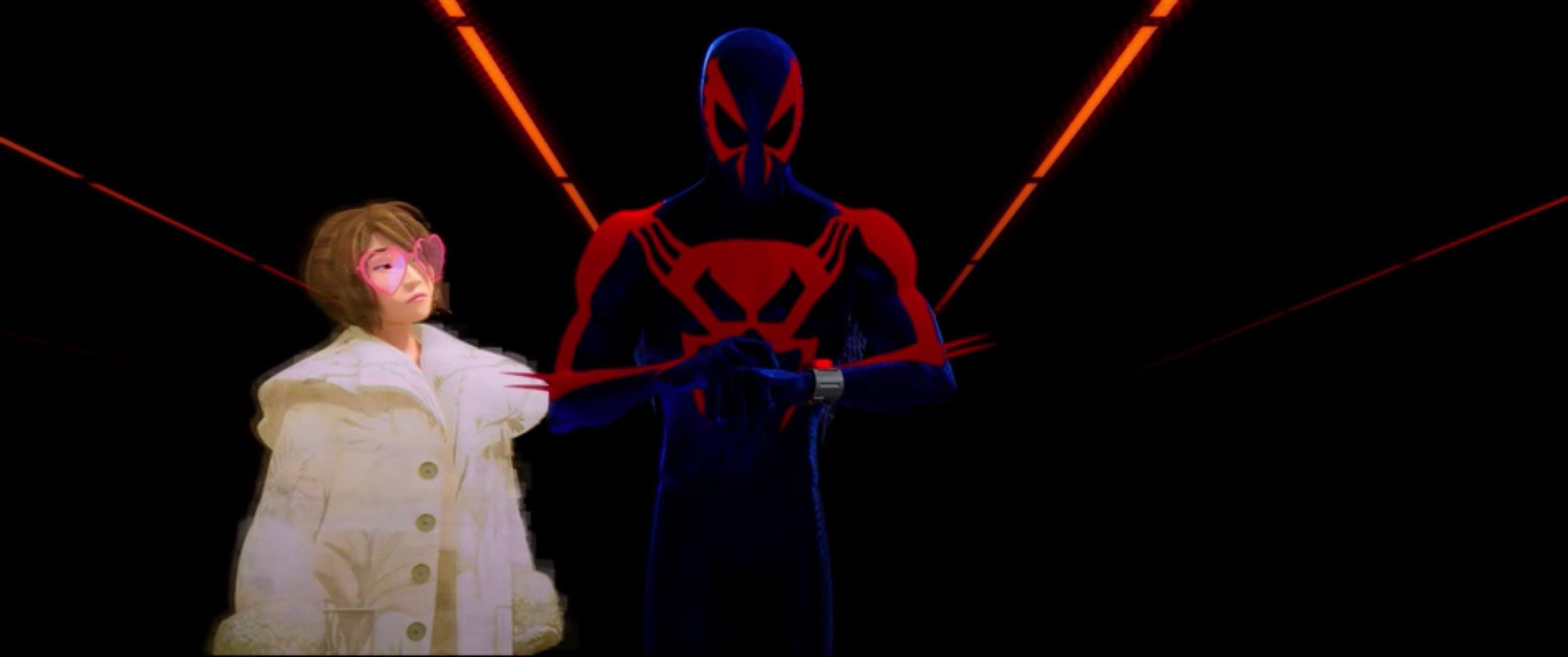 spider-verse lyla miguel