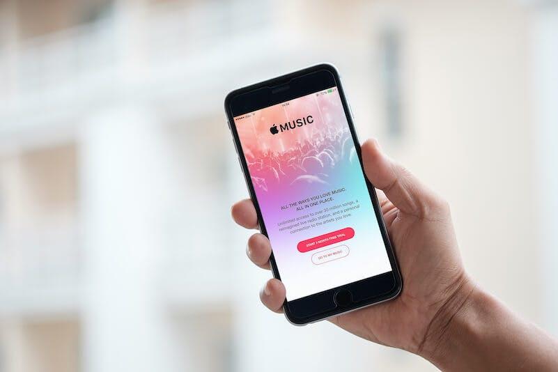 Spotify alternatives: Apple Music