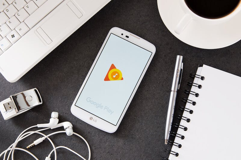 Spotify alternatives: Google Play Music
