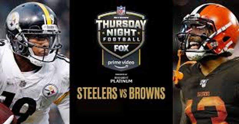 how to watch steelers vs browns live stream