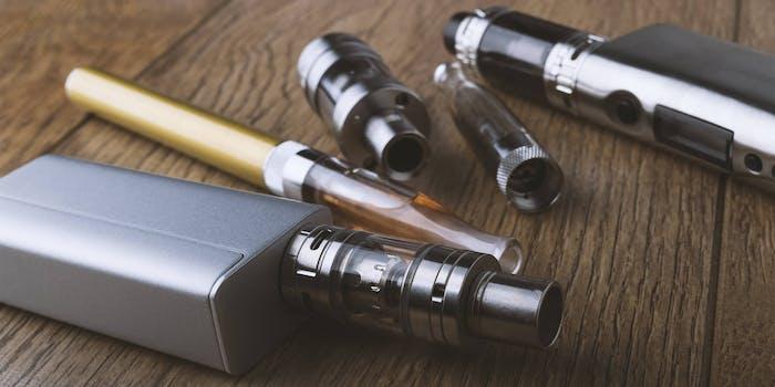 vape mod e-cigarette