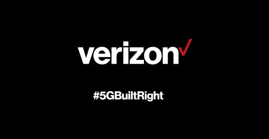 verizon logo 5G