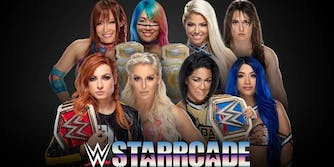 WWE Starrcade stream without cable