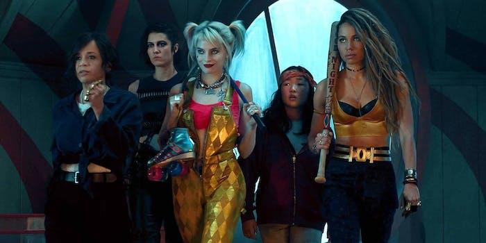 2020 female superhero movies