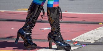 Leather Kink at Pride 2019