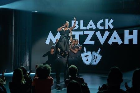 tiffany haddish black mitzvah