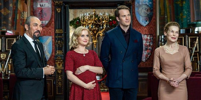 Netflix Christmas Prince Royal Baby Review