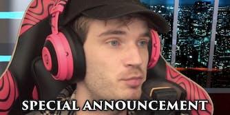 PewDiePie takes break from YouTube 2020