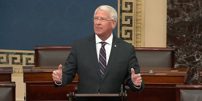 Roger Wicker Kyrsten Sinema Net Neutrality Working Group Unanimous Consent