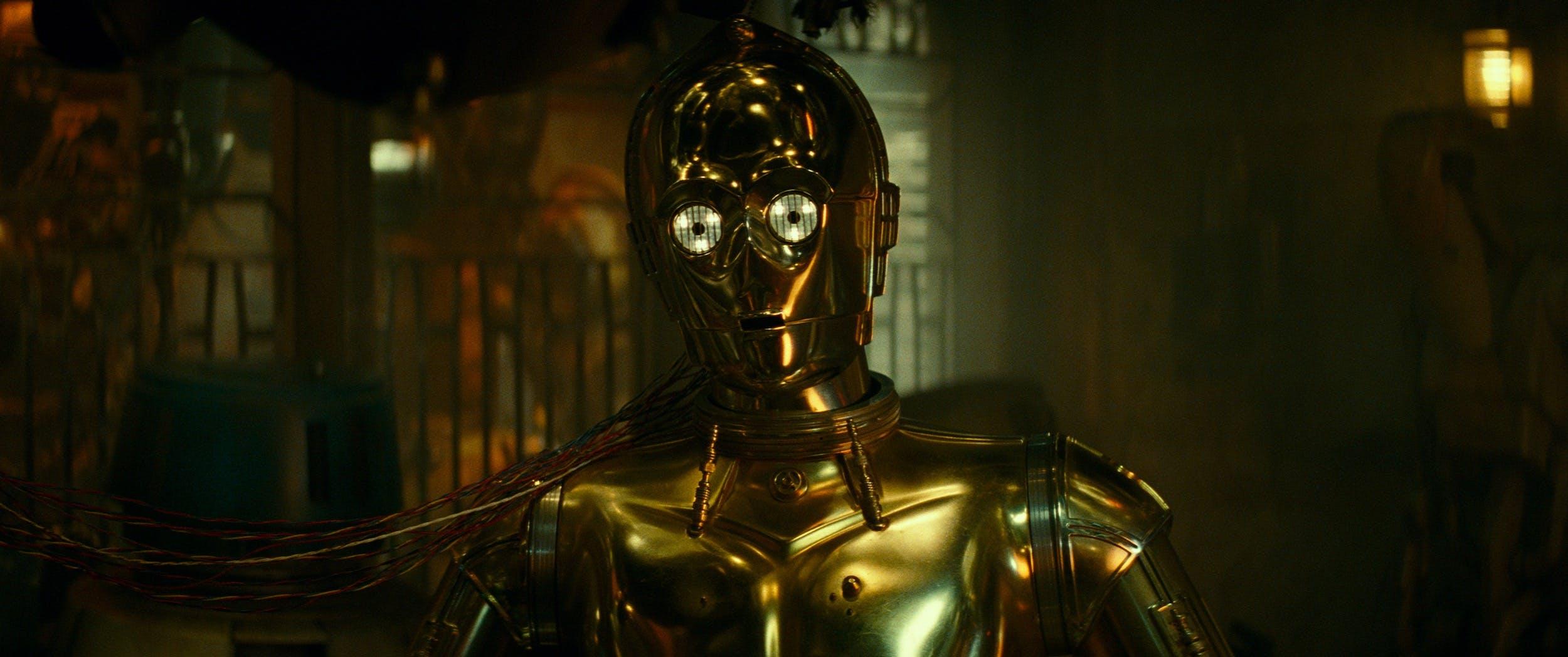 star wars rise of skywalker c3po