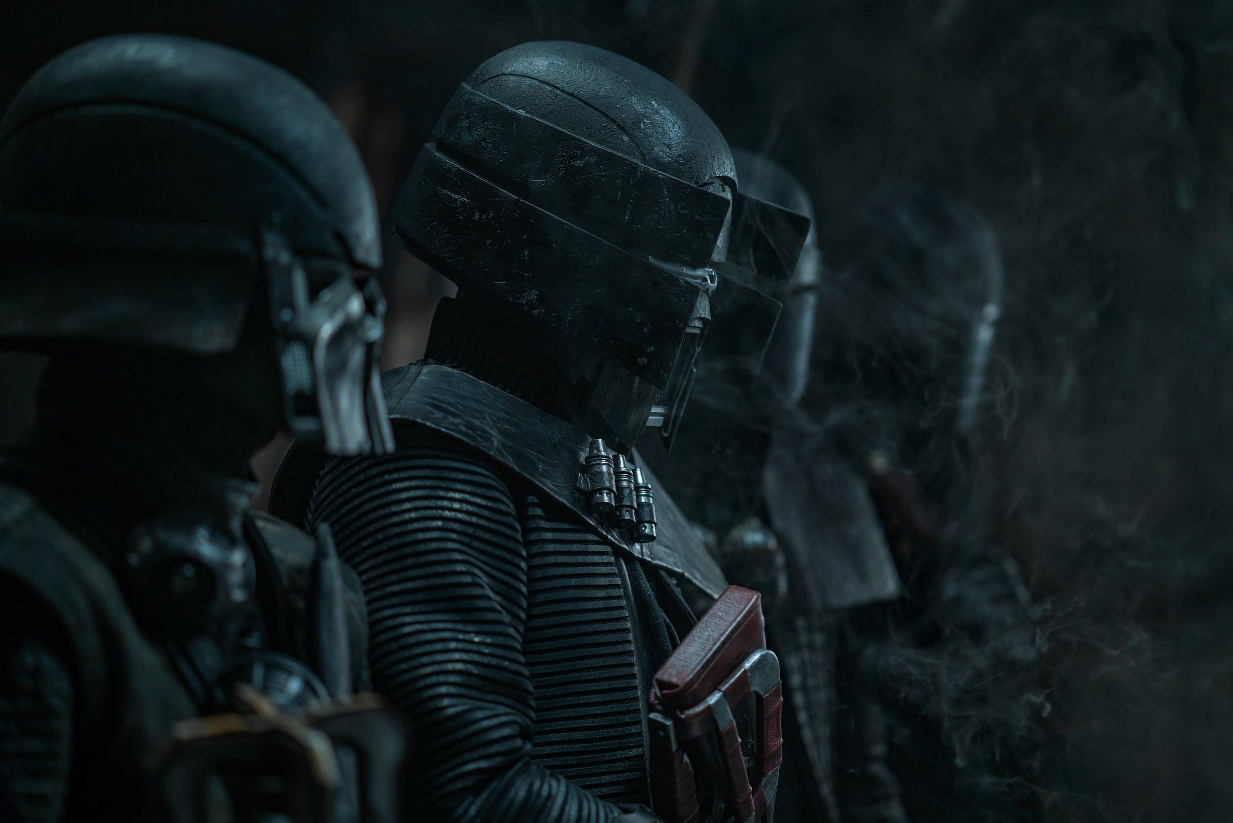 star wars rise of skywalker knights of ren