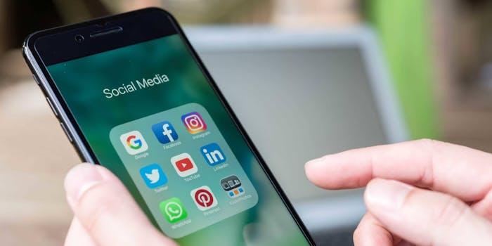 Social Media Fake Accounts Study NATO