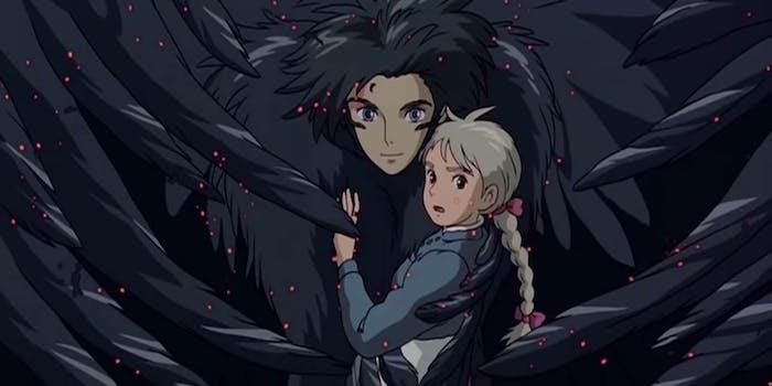 Studio Ghibli - Howl's Moving Castle