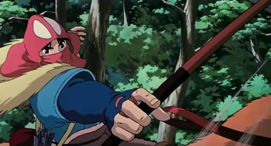 Studio Ghibli - Princess Mononoke