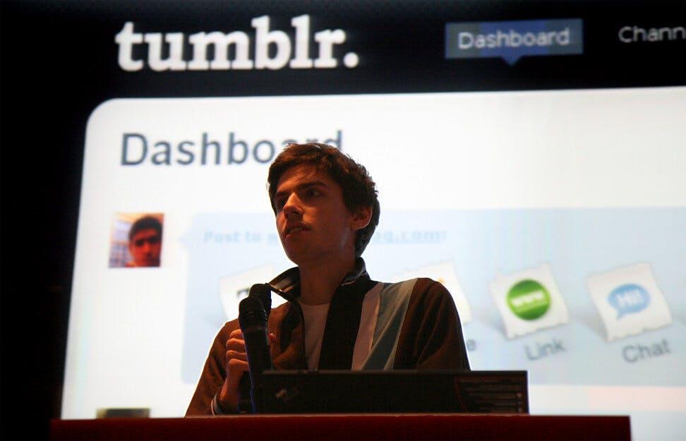 Tumblr NSFW Ban David Karp