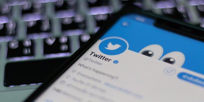 Twitter Verify Politicians Primaries