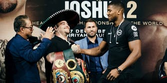 Andy Ruiz vs Anthony Joshua live stream DAZN