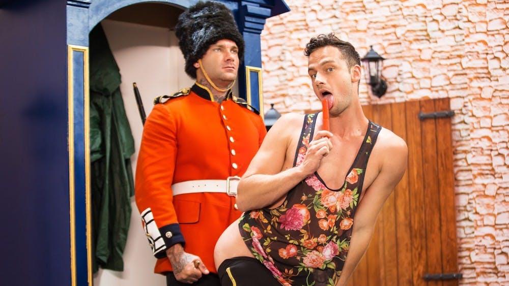 best british gay porn - men