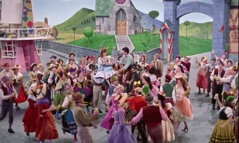 best christmas movies disney plus - babes in toyland