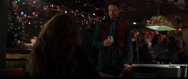 best christmas movies disney plus - iron man 3