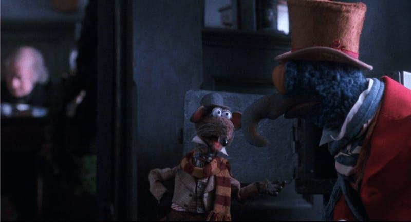 best christmas movies disney plus - the muppet christmas carol
