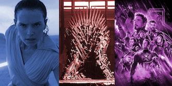 Rey, Game of Thrones, Endgame