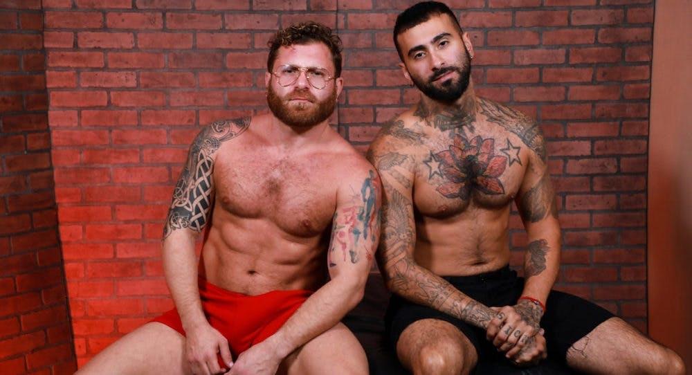 best gay bear porn sites online - bearback