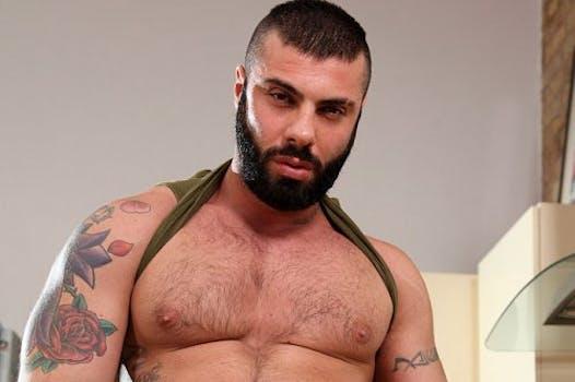 best gay bear porn - butch dixon