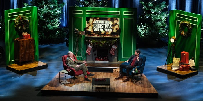 jack whitehall christmas with my father netflix special