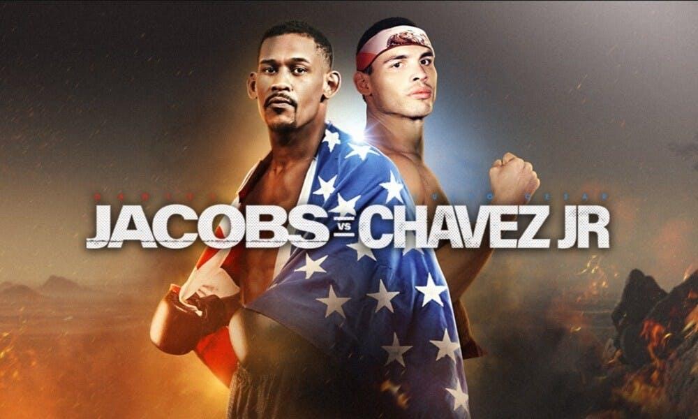 Daniel Jacobs vs Julio Cesar Chavez live stream