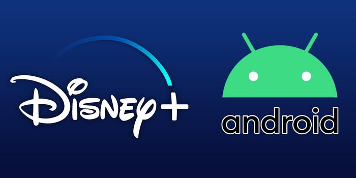 disney plus android smart tv