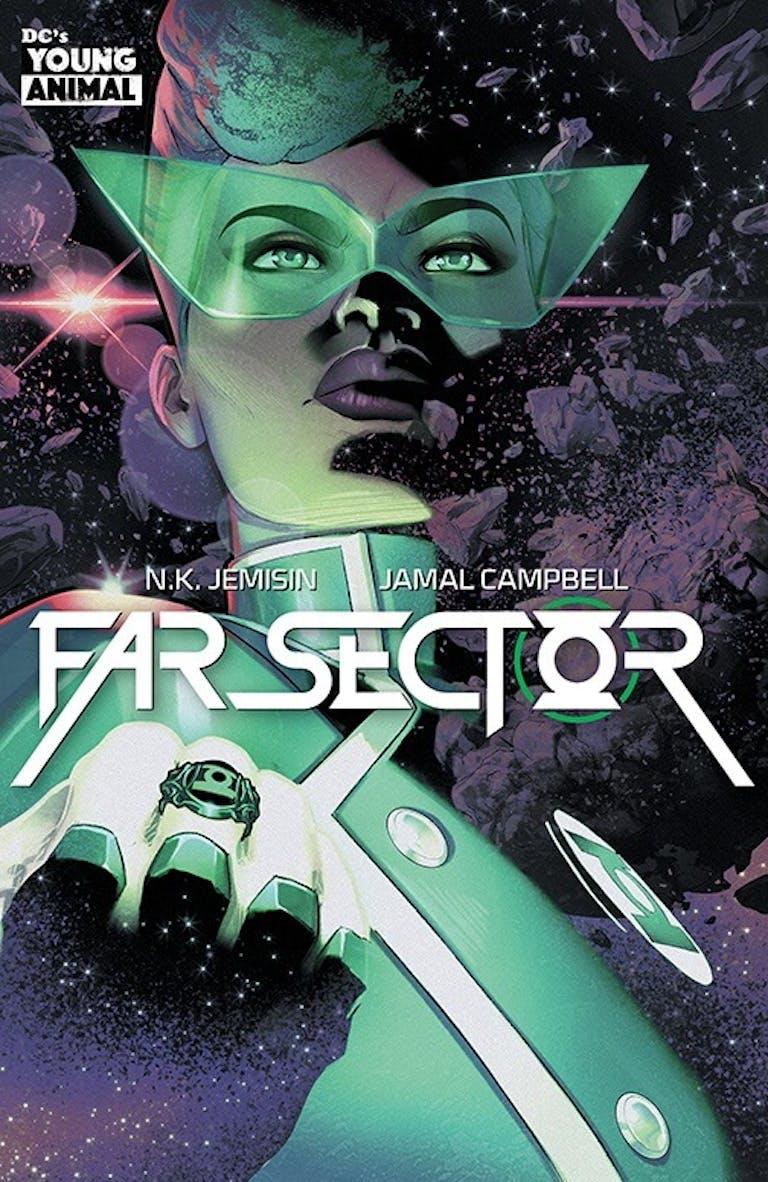 far sector comic interview