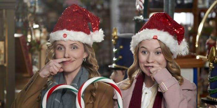 hallmark countdown to christmas movies