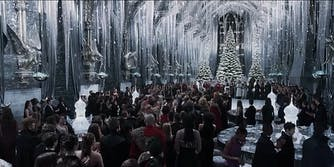 harry and the potters real life yule ball