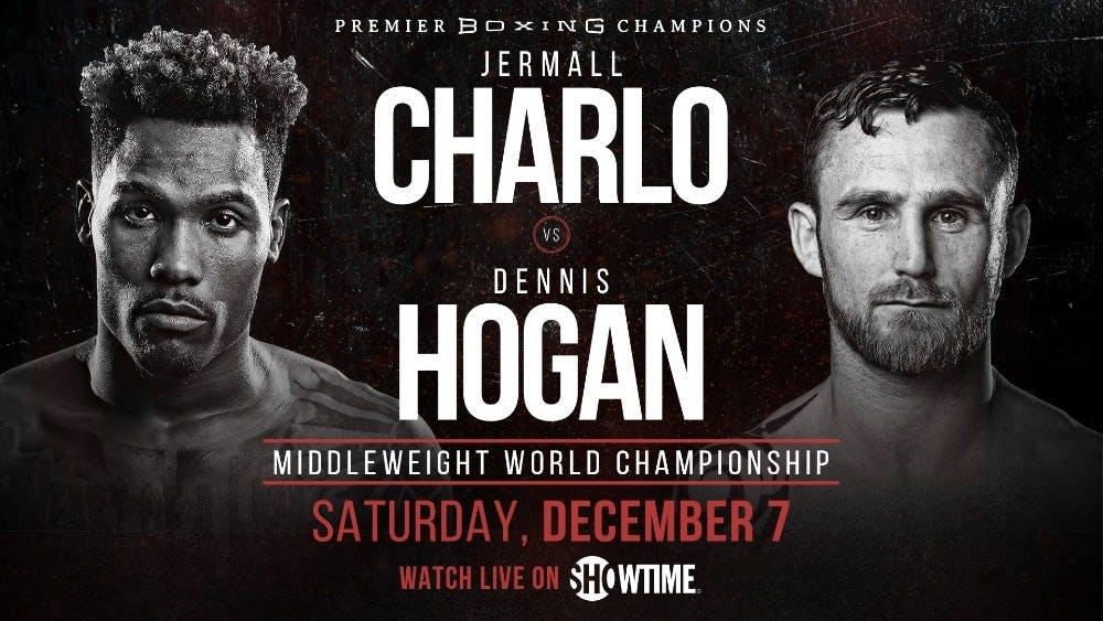 Jermall Charlo vs Dennis Hogan live stream Showtime