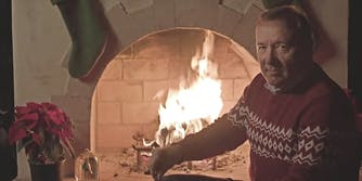 kevin spacey youtube ktwk christmas eve 2019