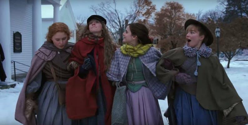 little women costumes 2019
