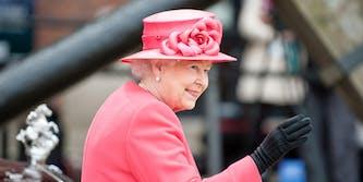 queen england