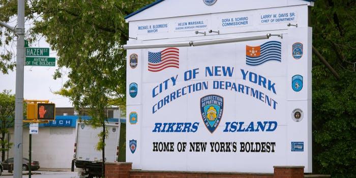 rikers island jail propublica - DO NOT REUSE