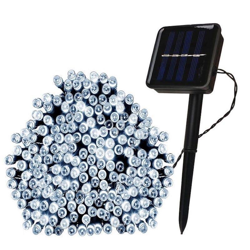 solar powered christmas lights - fairy 100